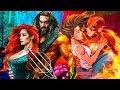 10 ЛЮБОВНЫХ ПАР В КОМИКСАХ ДС (DC Comics)