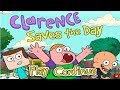 Cartoon Network Games: Clarence - Clarence Saves The Day [Full Walkthrough]