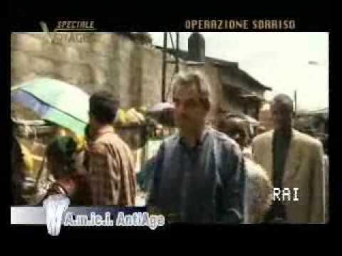 Smile Train: Operazione Sorriso - Speciale Voyager - Rai Due