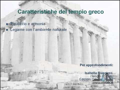 videocorso storia dell'arte greca - lez 4 - parte 5