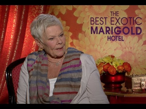 The Best Exotic Marigold Hotel DVD Release