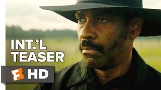 The Magnificent Seven Official International Teaser Trailer #1 (2016) Chris Pratt Movie HD
