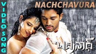 Nachchavura Full Video Song | Badrinath