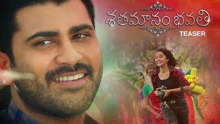 Shatamanam Bhavati Teaser