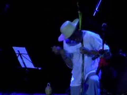 Berimbau Blues Dinho Nascimento no PercPan 2007