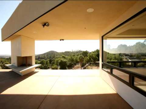Space-age Modern Sustainable House