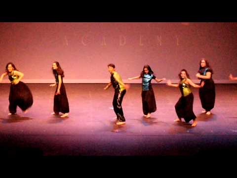 Chammak Challo by Akon - Dance Performance by Arya (2011)