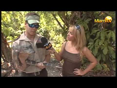 Miami TV Life - Jenny Scordamaglia @ Everglades, Florida