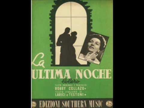 Nilla Pizzi - La ultima noche.wmv