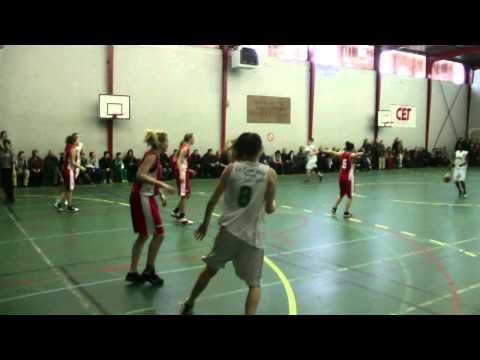 Image capturée sur la vidéo