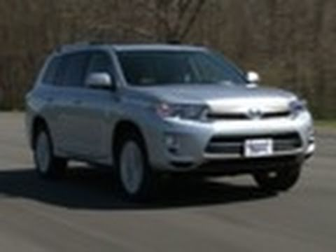 Toyota Highlander: Consumer Reports 2012 Top Pick Family SUV