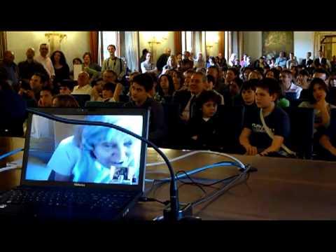 Fondazione CR Cento Premio Letteratura Ragazzi Margherita Hack e Federco Taddia.mp4