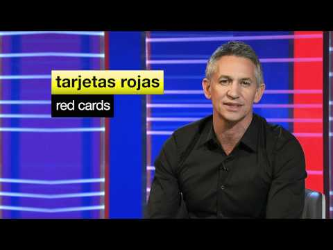Speaking Sport - Gary Lineker Speaks Spanish - BBC Two