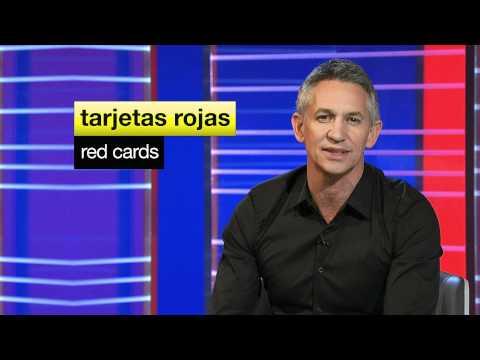Speaking Sport - Gary Lineker Speaks Spanish - BBC Two