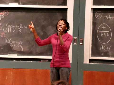 BUSM Open Mic Night - Erica Perry - Religious Song