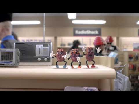 RadioShack 2014 Super Bowl Commercial