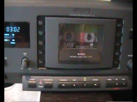CASSETTE DECK PHILIPS FC-950 by Jordi Joan