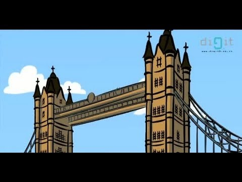 London Bridge - Nursery Rhymes - Kids Animation
