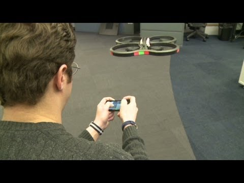 Personal drones: Fun toy or spying eye?