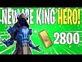 NEW ICE KING HERO TODAY! Weekly / Event Store Update LIVE | Fortnite Save The World Livestream