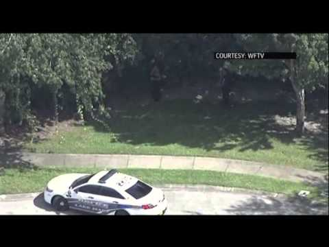 Raw: Fla. Police Called on George Zimmerman  9/9/11