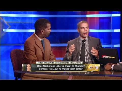NBA: Does Steve Nash make Lakers a threat to Thunder?