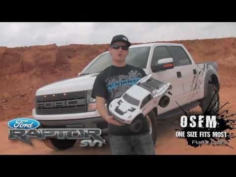 Ford F-150 Raptor Short Course Racing Body by JConcepts