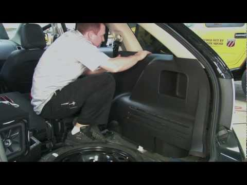 Installing an Amplifier &amp; Subwoofer: Geek Squad Autotechs