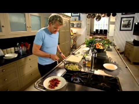 Gordon Ramsay's Smoked paprika chicken stroganoff recipe - The F Word