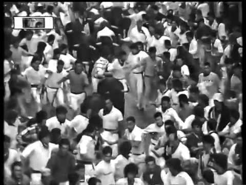 Encierro San Fermin Pamplona del día 13 7 1988 RE