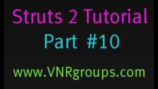 Struts 2 Tutorial Part 10 - Post Requests to Actions