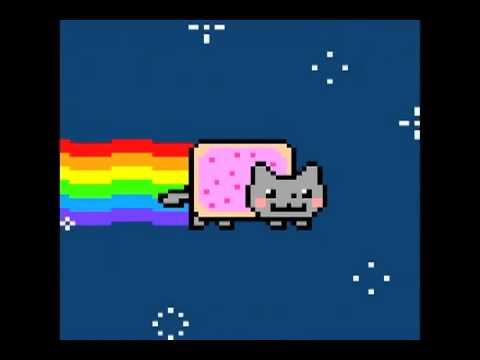 Pop Tart Cat ! ( Nyan Cat )