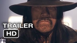 Dead in Tombstone Official Trailer (2012) - Danny Trejo, Mickey Rourke Movie HD
