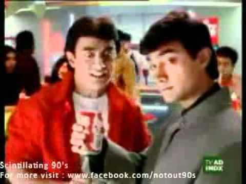 Aamir Khan 1st Coca Cola Ad