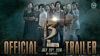 OFFICIAL TRAILER | 13 THE HAUNTED