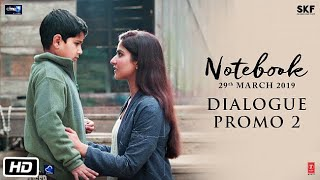 Notebook | Dialogue Promo 2