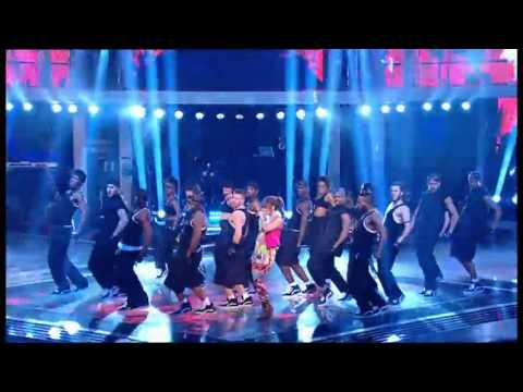 Cheryl Cole - Call My Name (The Voice UK 2012)