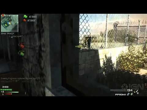 Modern Warfare 3: CTF - Dome Victory