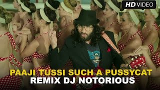 Paaji Tussi Such A Pussycat Remix