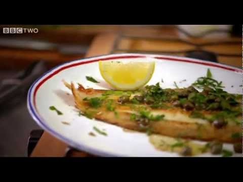 Pan-fried sole recipe - The Little Paris Kitchen: Cooking with Rachel Khoo - BBC Two