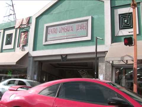 Crime no bar to big business in Mexico border town