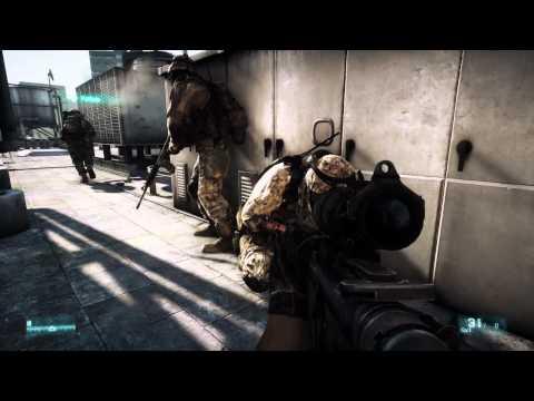 Battlefield 3 - Full Length Fault Line Gameplay Trailer