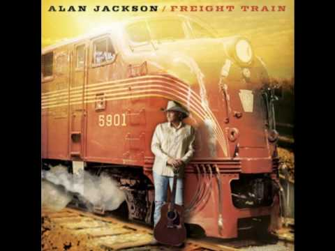 alan jackson every now æ then