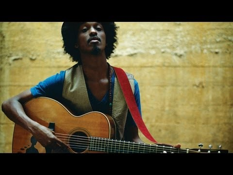 K'Naan Exclusive - Part 1