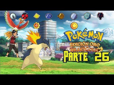 Pokémon Edición Oro HeartGold - Parte 26 - ¿Música XY en este juego?