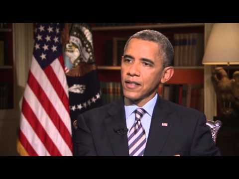 Obama on the Budget Battle  10/5/13