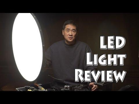 Large Bi-Color Fotodiox LED Review - default