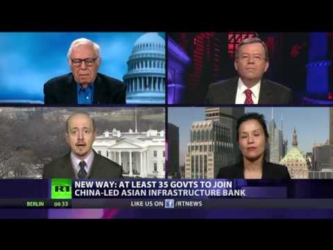 CrossTalk:   Money Screams,  China Banks It