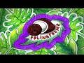 Фрагмент с начала видео Как избавиться от неприятного запаха изо рта 😷 Как чистить язык от налета 🌴 POLI NA PALME