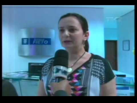 Sistema FIETO participa da campanha Outubro Rosa